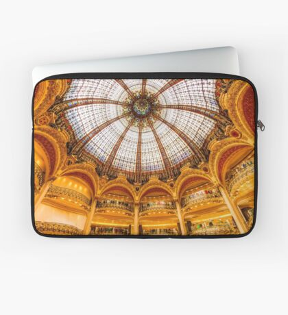Galeries Lafayette, Paris 4 Laptop Sleeve