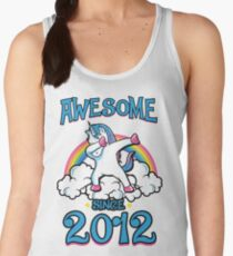 Awesome since 2012 Women's Tank Top