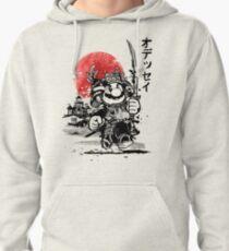 Samurai mario odyssey Pullover Hoodie