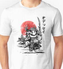 Samurai mario odyssey Unisex T-Shirt
