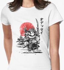 Camiseta entallada Samurai Mario Odyssey
