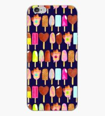 Aussie Ice Creams - Navy iPhone Case