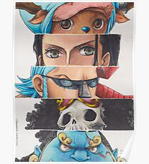 Strawhats eyes (part 2) Poster