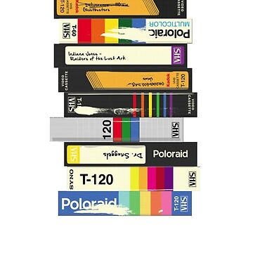 Video Tape 80's Style by comunicator