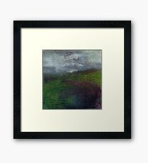 Poisoned Glen Framed Print