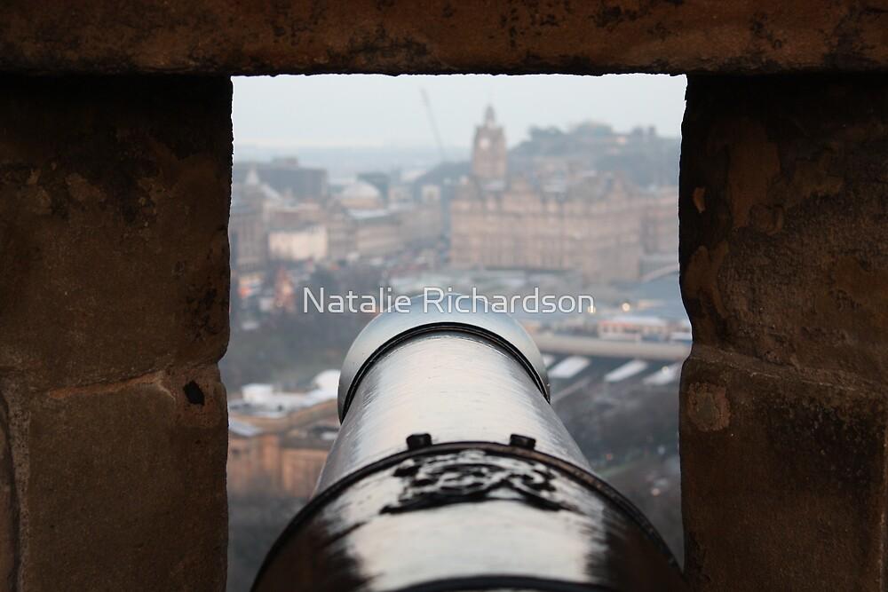 View from Edinburgh Castle by Natalie Richardson