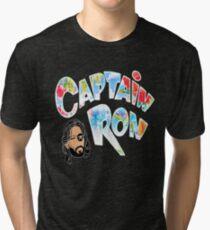 Captain Ron Tri-blend T-Shirt