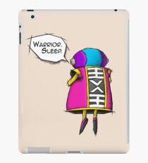 Grand Zeno, the Omni-King mimics Jiren iPad Case/Skin