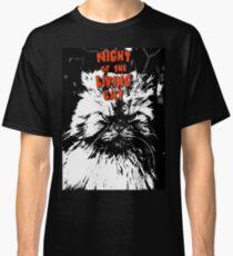 Night of the living cat Classic T-Shirt