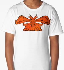 Ancient Alien Butterfly Longshirt