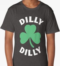 Dilly Dilly Saint Patricks Day Long T-Shirt