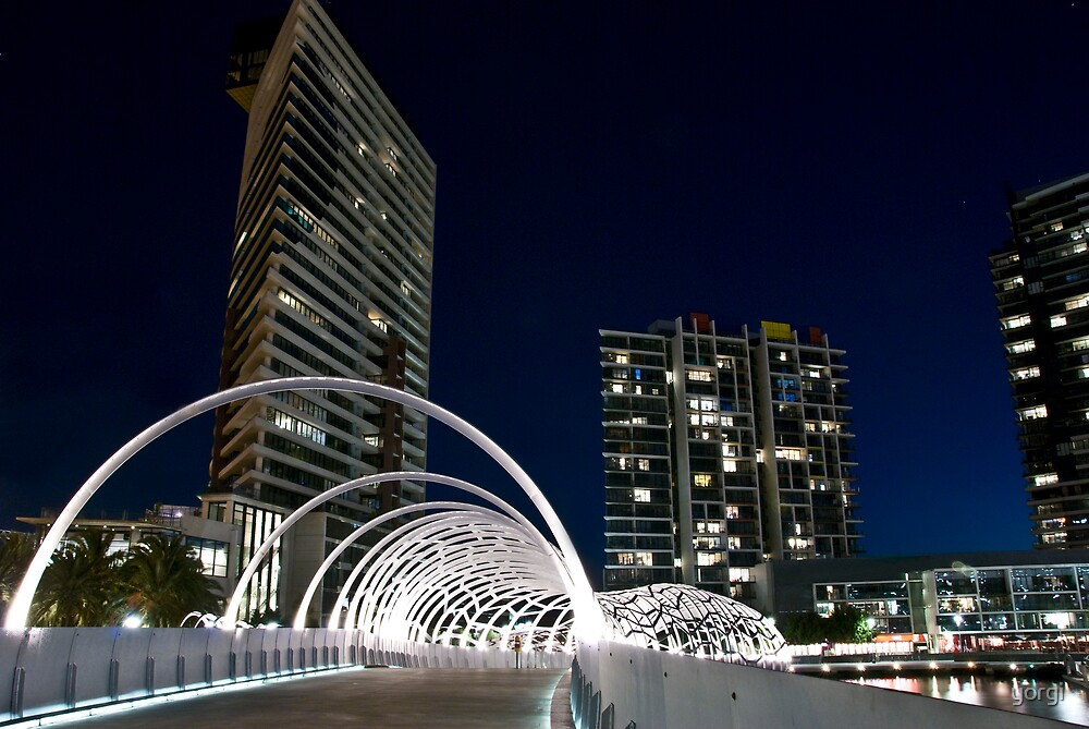 Docklands, Melbourne 2  by yorgi