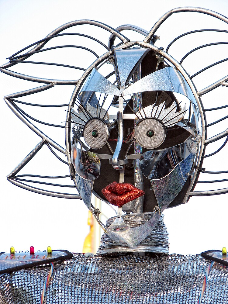 I Robot by DaveLambert