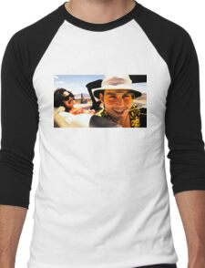 Fear and Loathing in Las Vegas - Art Men's Baseball ¾ T-Shirt