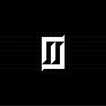 Majid Jordan - Alt. Logo Sticker by joshgranovsky