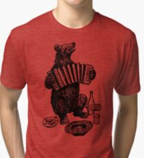 Sing for my Supper Tri-blend T-Shirt