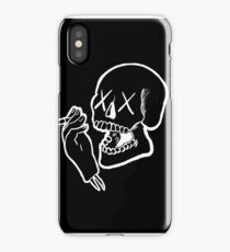 Smoking Kills Graphic Design iPhone Case/Skin