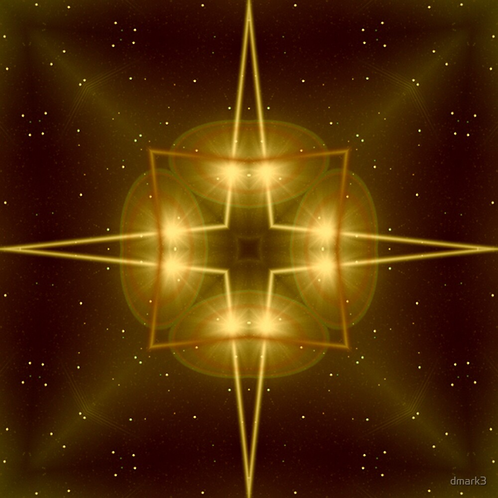 Golden Star by dmark3