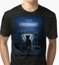 Poltercat Tri-blend T-Shirt