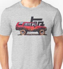 1st Gen 4Runner TRD - Red Unisex T-Shirt