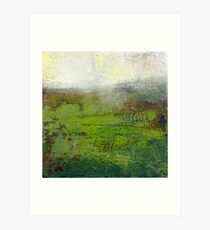 Misty Donegal Art Print