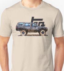 1st Gen 4Runner TRD - Grey Unisex T-Shirt