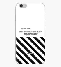 Off White GALAXY CASE iPhone Case
