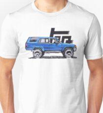 1st Gen 4Runner TRD - Royal Blue Unisex T-Shirt