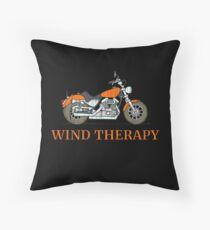 Motorrad-T-Shirt: WIND-THERAPIE Bodenkissen