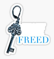 Fifty Shades Ready to be Freed Sticker