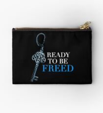 Fifty Shades Ready to be Freed Studio Pouch