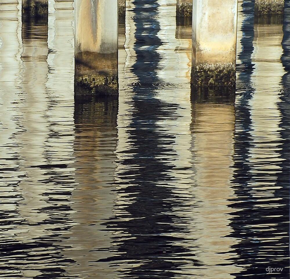 Water under the Bridge by djprov