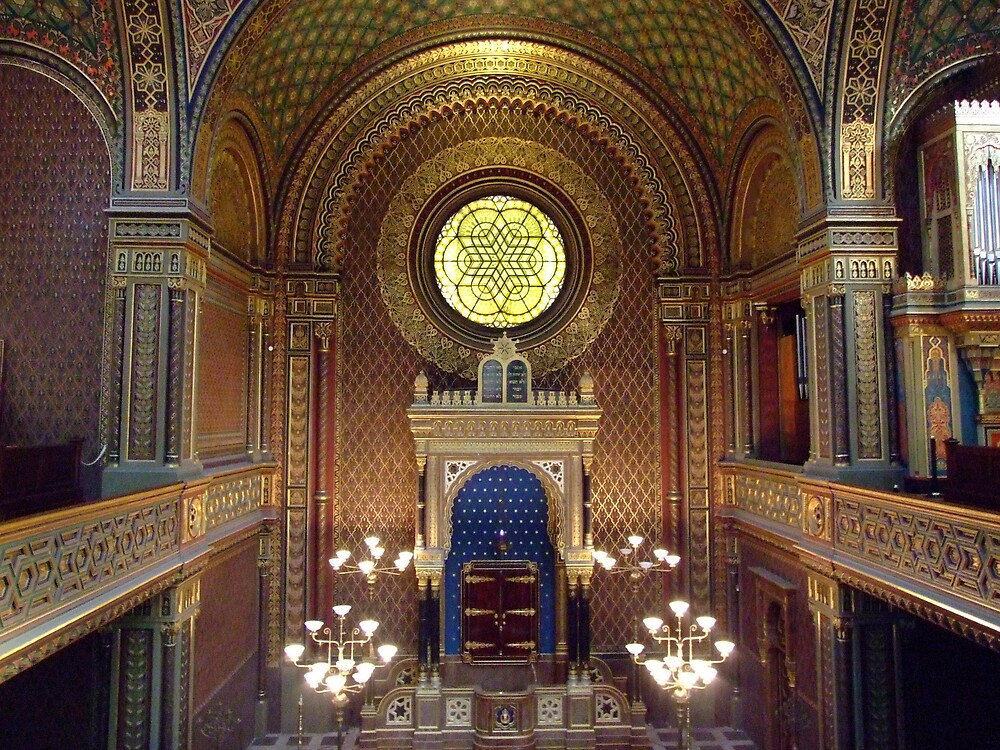 Spanish Synagogue by TexasRanger