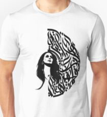 Fairouz Collection Arabic Calligraphy By Fadi   Unisex T-Shirt
