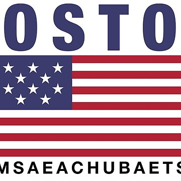 Boston Msaeachubaets by nonbinary
