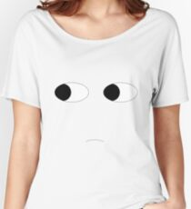 Statue face Women's Relaxed Fit T-Shirt