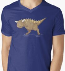 Carnotaurus Men's V-Neck T-Shirt