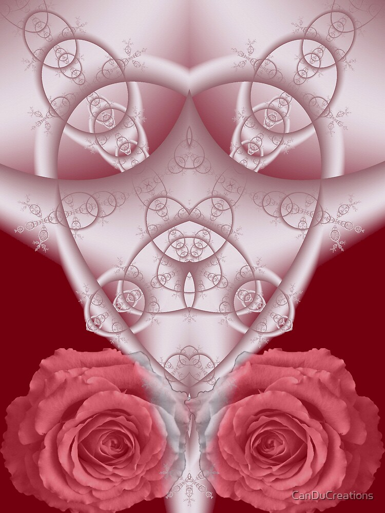 Romantic Valentine Design by CanDuCreations