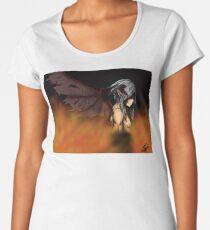 Anime Devil original artwork  Women's Premium T-Shirt