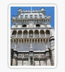 Lisbon 2011, Tower of Belem #1 Sticker