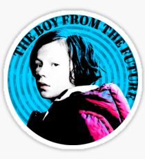 Dark - The boy from the future Sticker