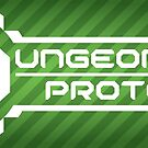 Dungeon Protocols New long logo by ninjapancake