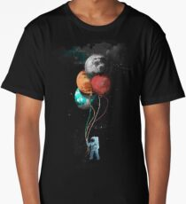 The Spaceman's Trip Long T-Shirt