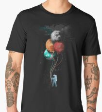 The Spaceman's Trip Men's Premium T-Shirt