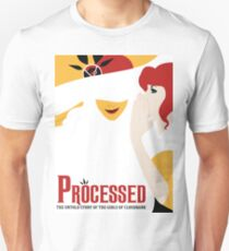 Processed - A Transistor & Wicked Mash Up Unisex T-Shirt