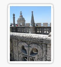Lisbon 2011, Tower of Belem #2 Sticker