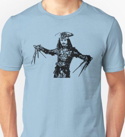 Captain Jack Scissorhands T-Shirt