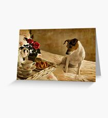 Bon Appetit II Greeting Card
