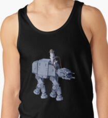 Outlaw from a Frozen Land Tank Top
