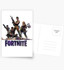 Fortnite Image Postcards